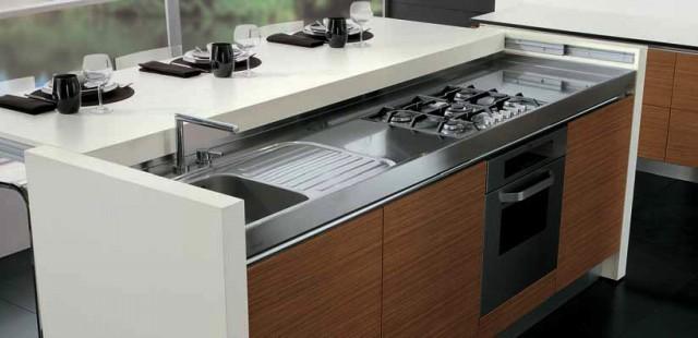 Cocinas para todos los gustos decointerior weblog for Cocinas en espacios pequenos